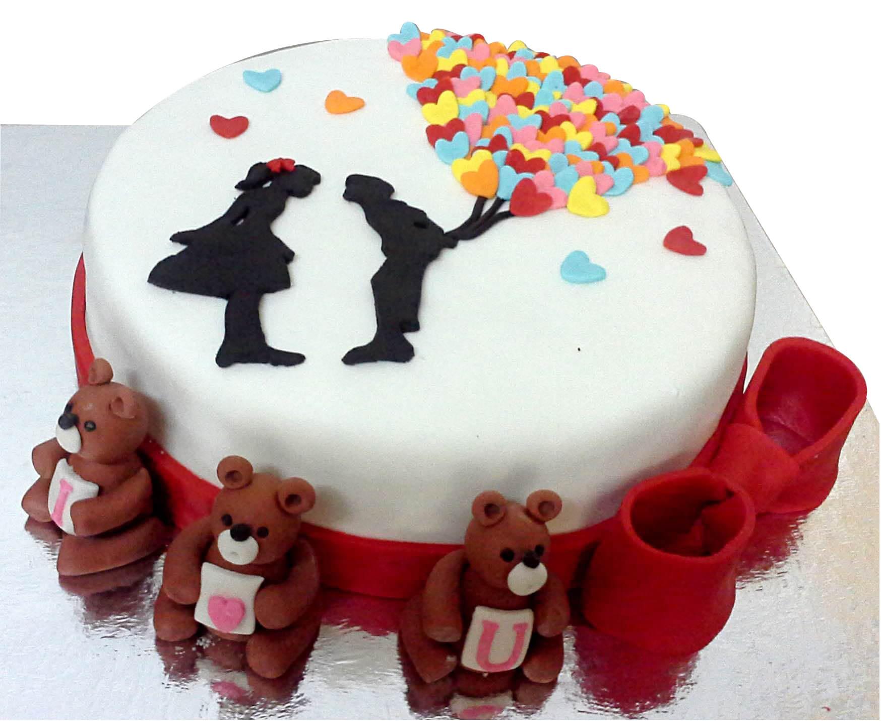 Anniversary Cake Online Delhi