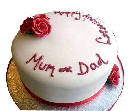 Send Anniversary Cakes Online In Kolkata Design My Cake